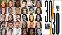 These 30 youthful visionaries will have the opportunity to develop their sustainability skills and knowledge throughout the year through bespoke content and events